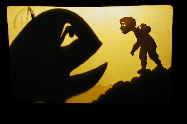 """Театр """"Ученый медведь"""" - Волшебное зеркало"""