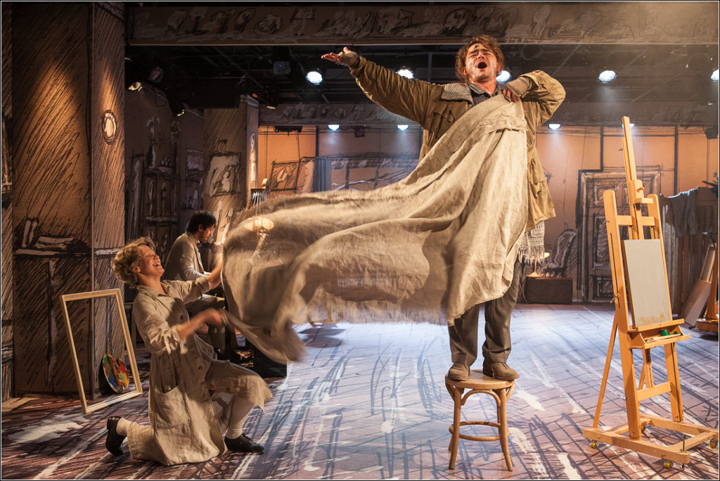 Рождество О'Генри | Театр Пушкина